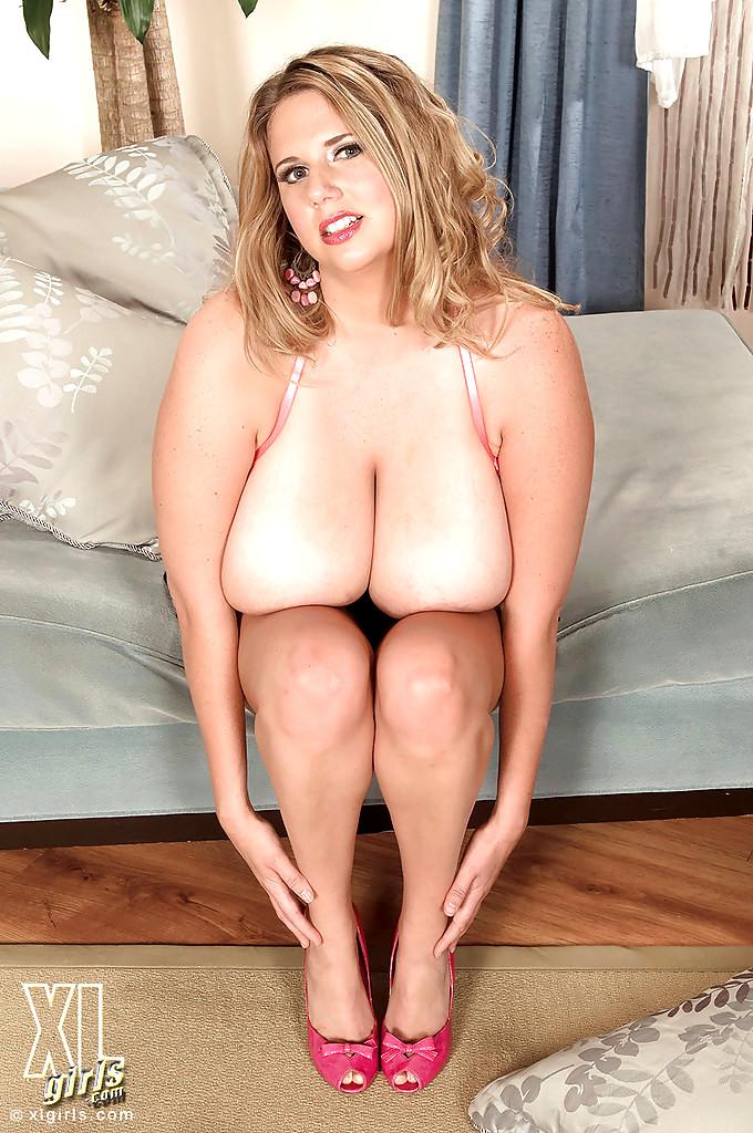 Michelle may has huge natural tits