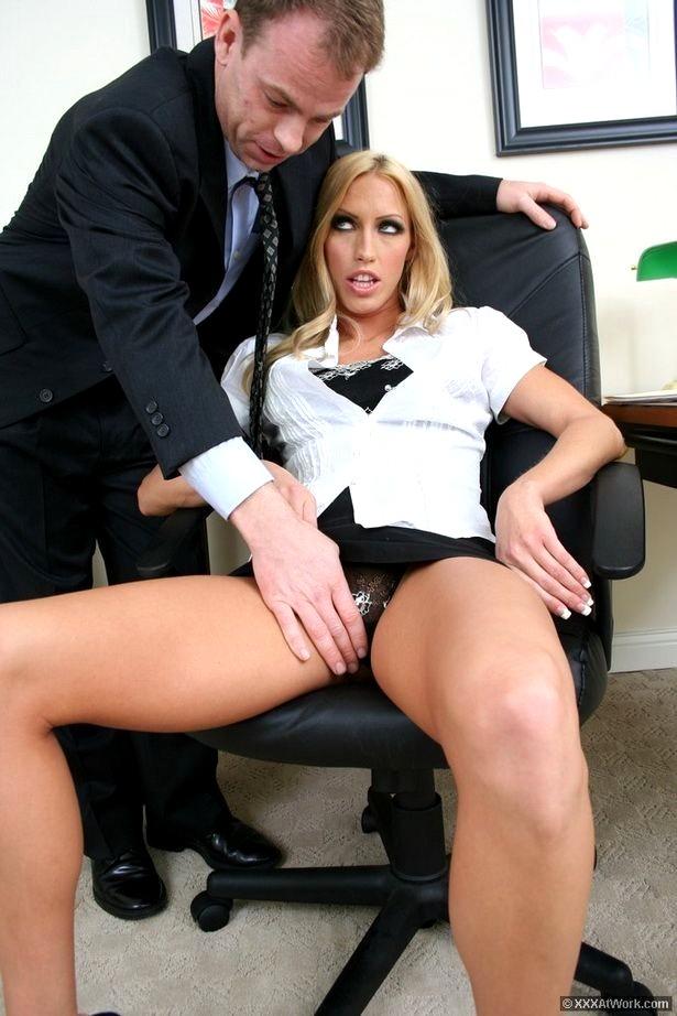 Secretary Skirt Porn Pics