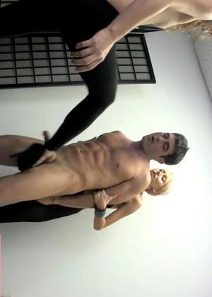 Free bondage threesome — photo 5