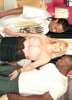 Nude images of black actors